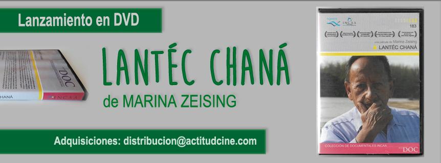 DVD de LANTÉC CHANÁ