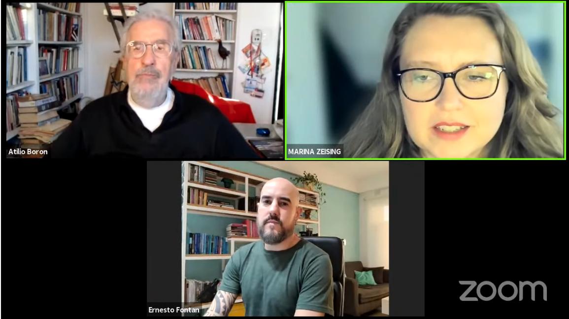 Diálogo en torno a un documental filmado en Cuba