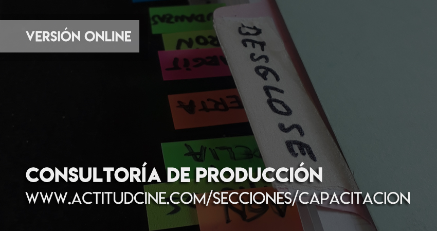 Consultoría de Producción