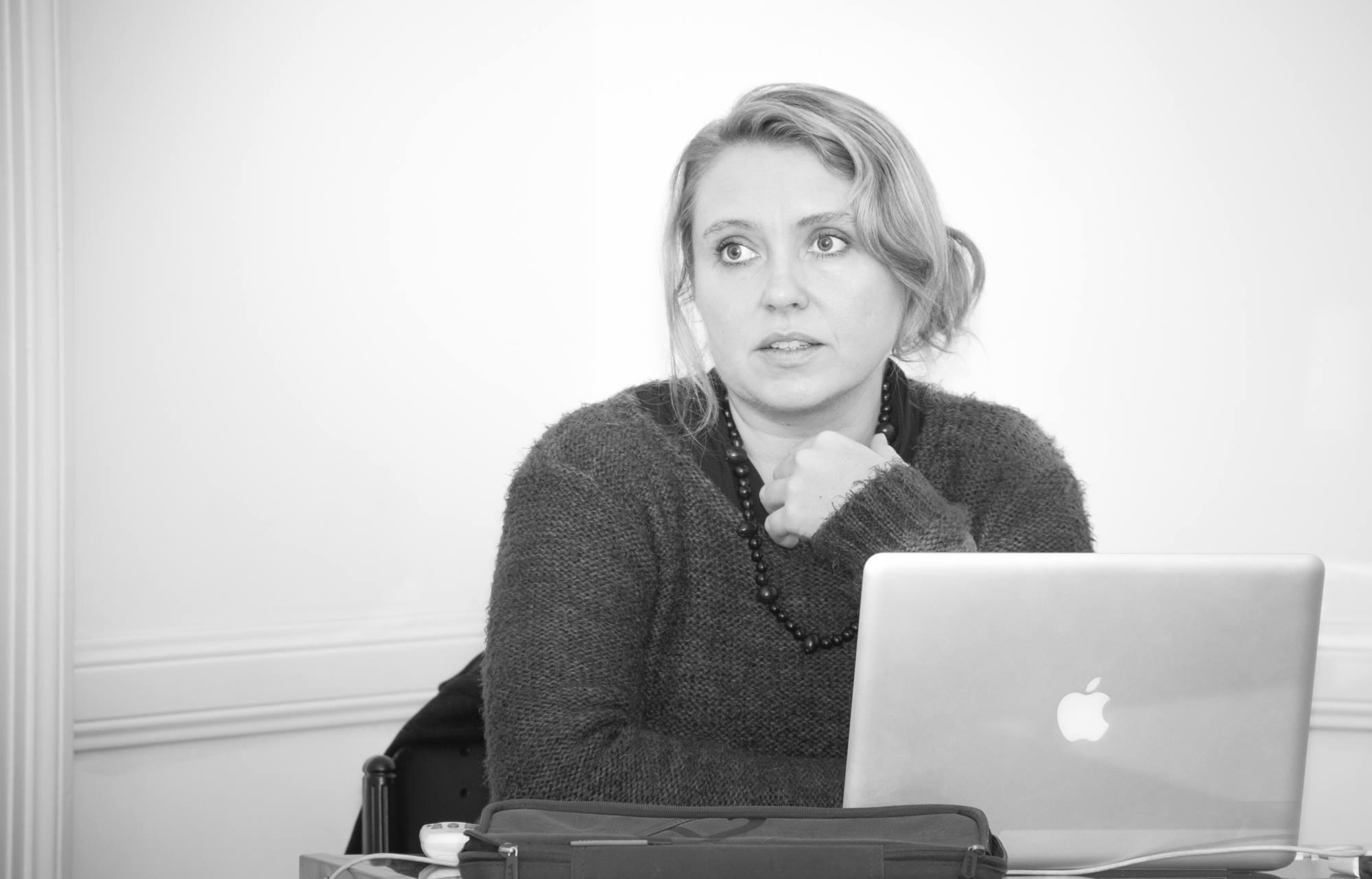 Marina Zeising en Congresos Académicos