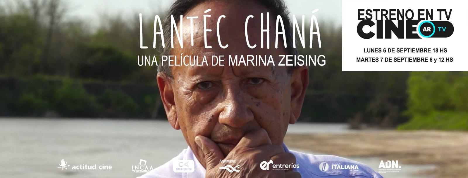 LANTÉC CHANÁ continúa en TV